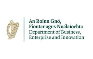 Irish Dept of Business, Enterprise & Innovation Logo